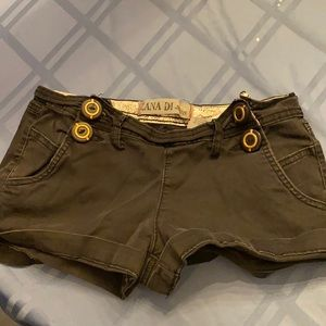 💐3/$10 sale - black shorts